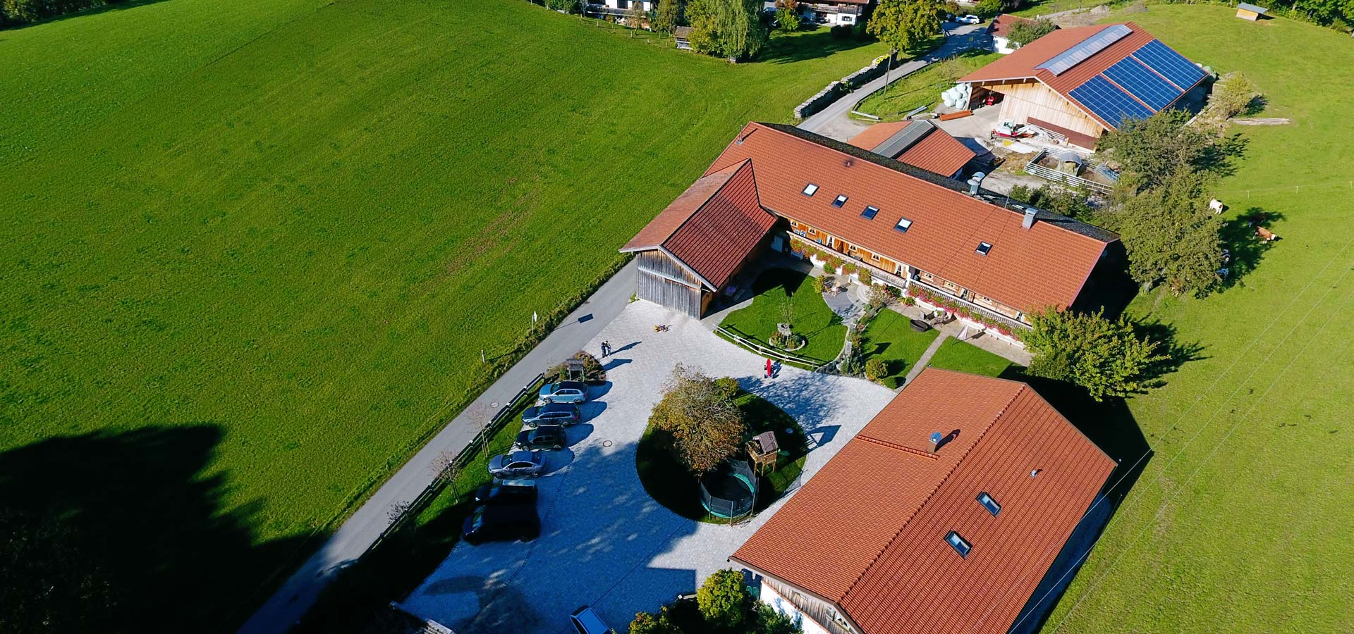 Luftbild Berghammer Gmund